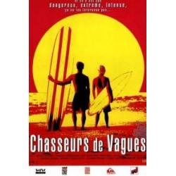 Affiche Chasseurs de Vagues...