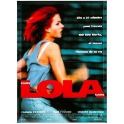 Affiche Cours Lola cours