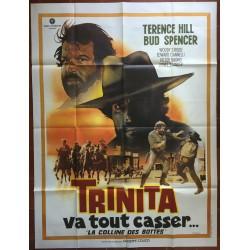 Affiche Trinita va tout casser