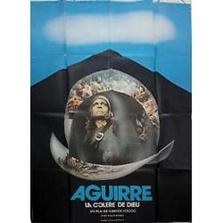Affiche Aguirre la colère...