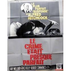 Affiche Le crime était...