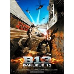 Affiche Banlieue 13