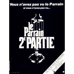 Affiche Le Parrain 2