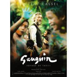 Affiche Gauguin Voyage de...