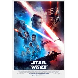 Affiche Star wars :...