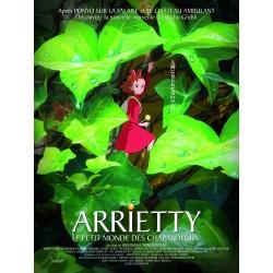 Affiche Arrietty et le...