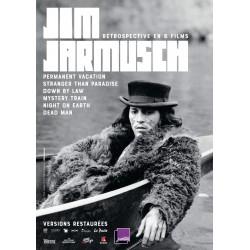 Affiche Rétrospective Jim...