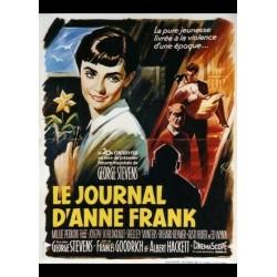 Affiche Le Journal d'Anne...