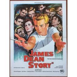 Affiche James Dean story