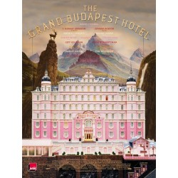 Affiche The Grand Budapest...