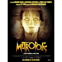 Affiche Metropolis
