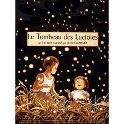 Affiche Le Tombeau des...
