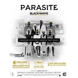 Affiche Parasite, version...