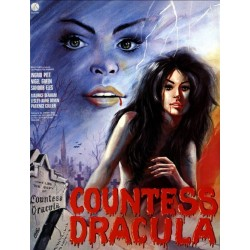 Affiche Countess Dracula