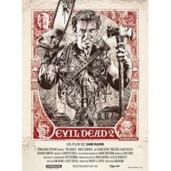 Affiche 60x40cm - Evil dead 2