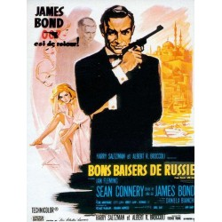 Affiche James bond Bons...