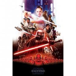 POSTER Star wars épisode 9