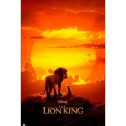 POSTER Le Roi Lion