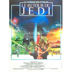 Affiche Star Wars -6- Le...