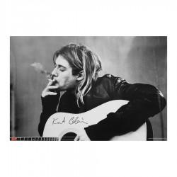 POSTER Kurt Cobain