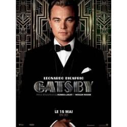 Affiche 60x40cm - Gatsby le...