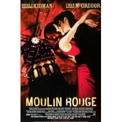 Affiche 60x40cm - Moulin Rouge