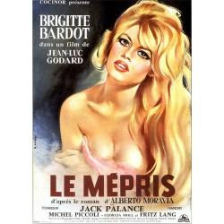 Affiche 60x40cm - Le Mépris