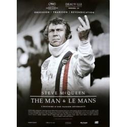 Affiche 60x40cm - The Man &...
