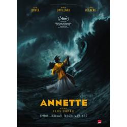 Affiche 40x60cm Annette