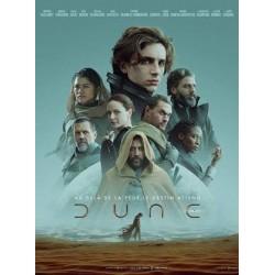 Affiche 60x40cm - Dune