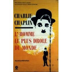 """Affiche Chaplin """"l'homme le..."""
