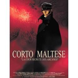 """Affiche Corto maltese """"la..."""