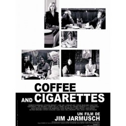 Affiche Coffee and cigarettes