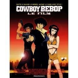 Affiche Cowboy Bebop