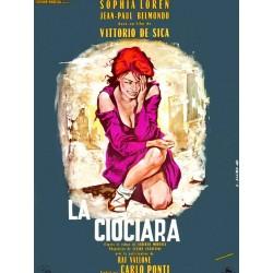 Affiche La Ciociara (la...