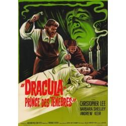 Affiche Dracula, prince des...