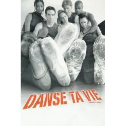 Affiche Danse ta vie