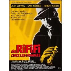 Affiche Du rififi chez les...