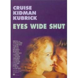 Affiche Eyes wide shut
