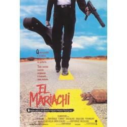 Affiche El Mariachi